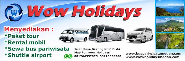 Rental Mobil Hiace Medan