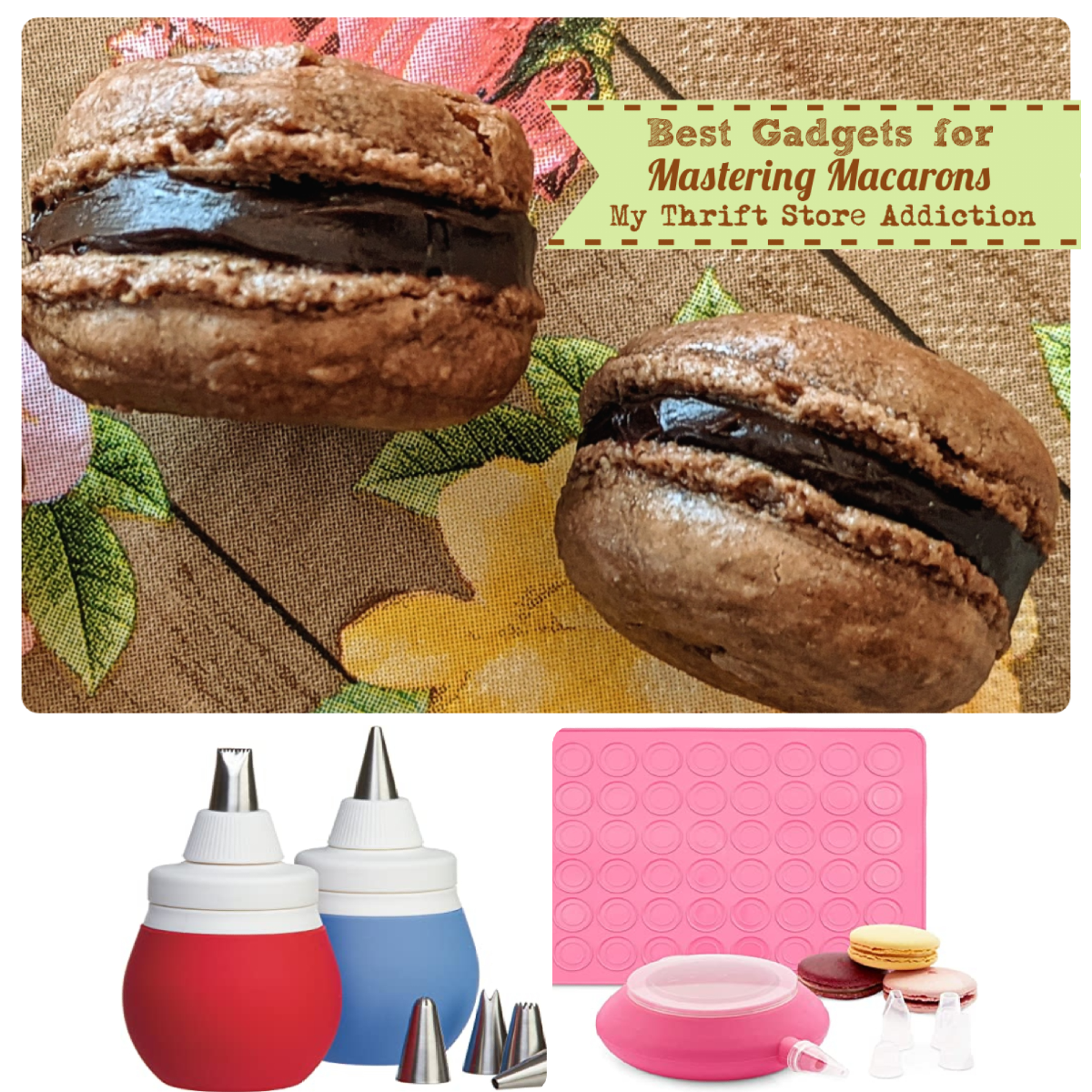 best gadgets for making macarons