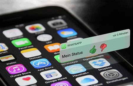 Cara Menyimpan Status Whatsapp tanpa Aplikasi di Hp Samsung