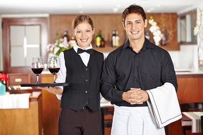 Empregado Mesa Sala Ajudante de cozinha