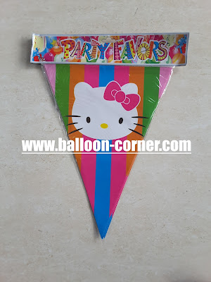 Bunting Flag Hello Kitty