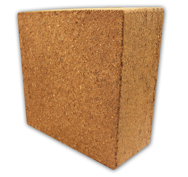 Buffering coir not necessary if it's processed properly   Hort