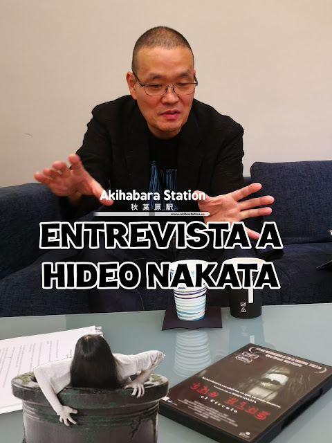 Entrevista a Hideo Nakata, director de The Ring (1998).