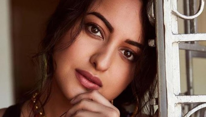 Sonakshi Sinha Shares Stunning Photo Fighting The Monday Blue