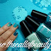 HPB Presents: Aqua Monochromatic Manicure