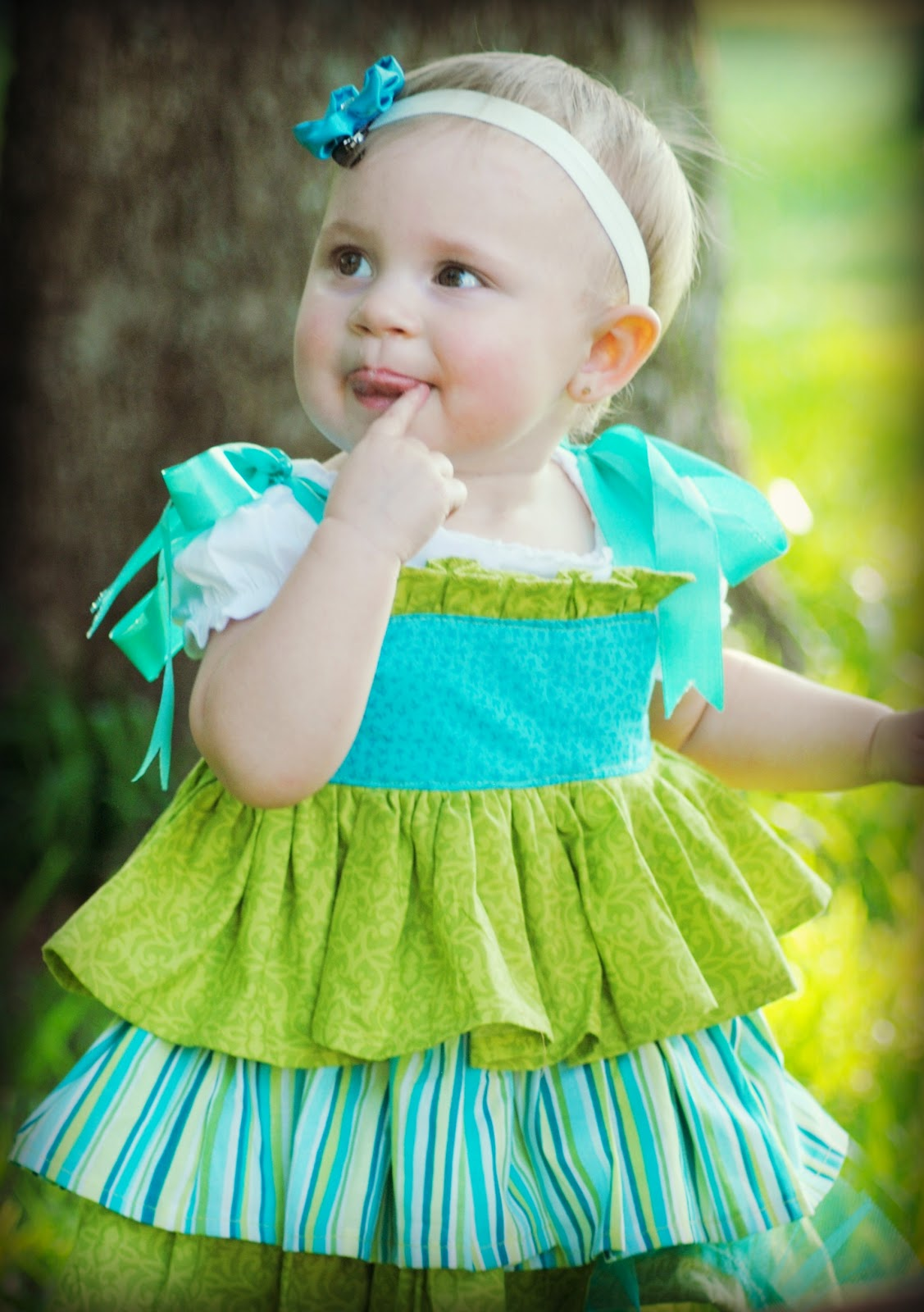 Cute Dress For 6 Month Baby Girl