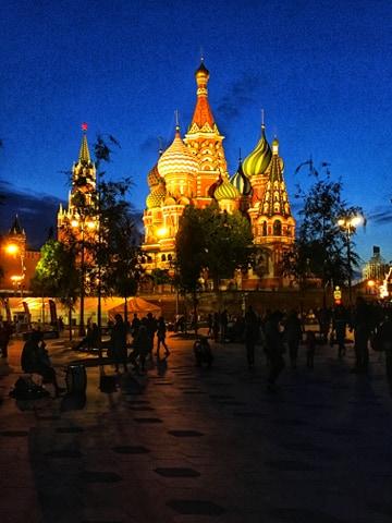 Plac Czerwony, Moskwa, największa arakcja Moskwy
