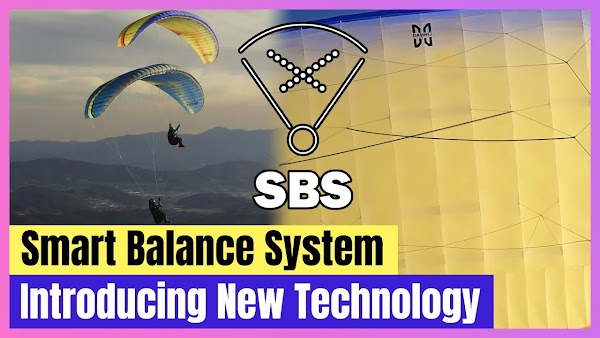Introducing Smart Balance System. Another unique technology from Davinci gliders!
