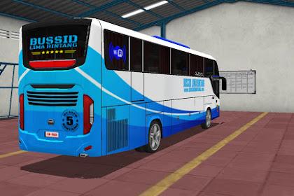 Livery BUS SHD SRIKANDI - 5Bintang PRO
