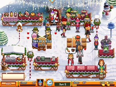 Delicious: Emily's Holiday Season PC Game