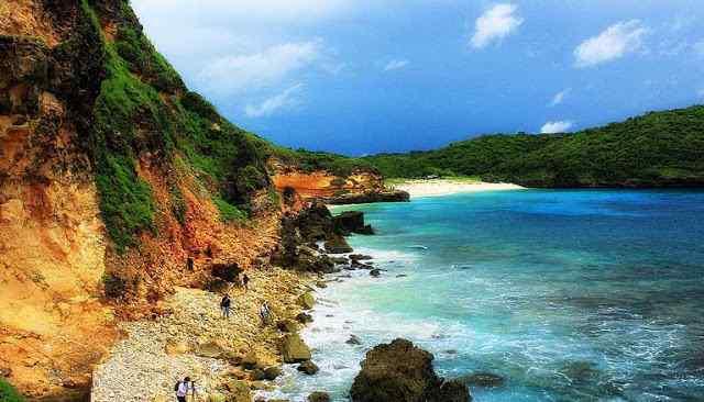 Tanjung Bloam di Lombok