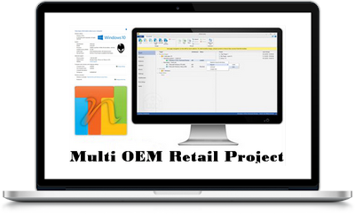 Multi OEM Retail Project Build 12.03.2020
