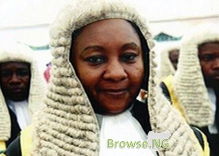 Justice Binta Nyako Biography