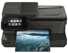HP Photosmart 7525 Driver