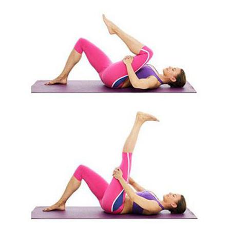 Mẹo giảm béo lưng bằng việc tập luyện yoga