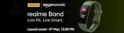 Realme Band Price