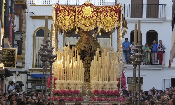 La Virgen de la Paz de Ayamonte saldrá en procesión extraordinaria con motivo de su 75 aniversario