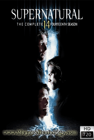 Supernatural Temporada 14 [720p] [Latino-Ingles] [MEGA]