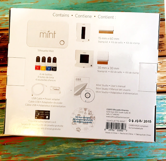 Silhouette MInt stamp machine come with, download silhouette mint studio free, mint stamps silhouette cameo