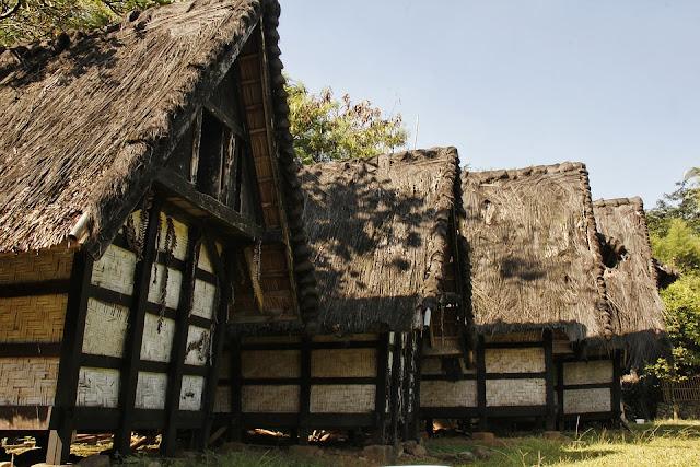Rumah Tradisional Suku Baduy