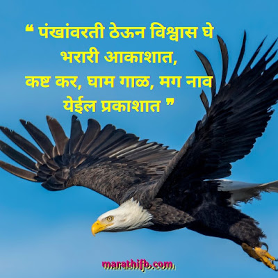 Motivational shayari in marathi
