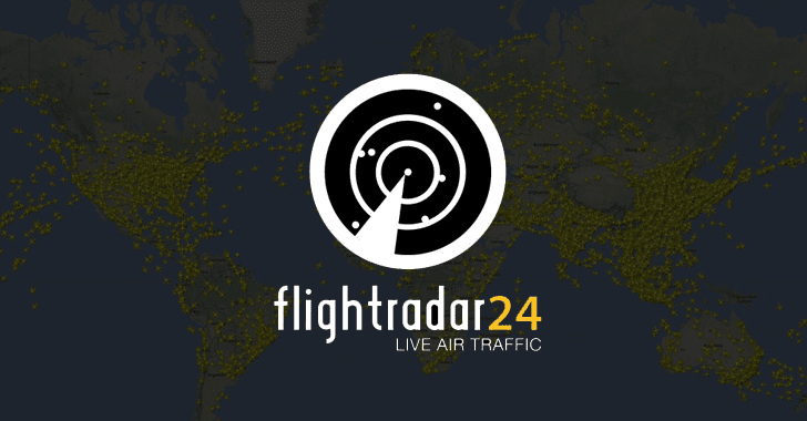 Popular Flight Tracker Flightradar24 Suffers Data Breach