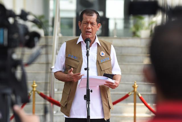 Doni Monardo Membantah Pernyataan Gatot Nurmantyo, Detail Banget
