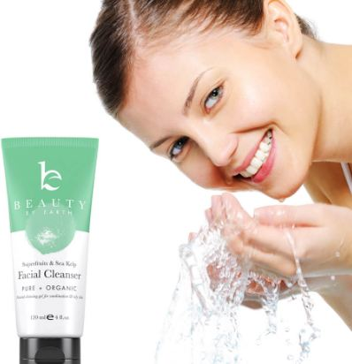 Use Organic Face Wash For a Great Complexion - Skin Care Tips