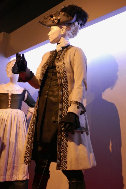 Favourite Lady Sarah shooting costume