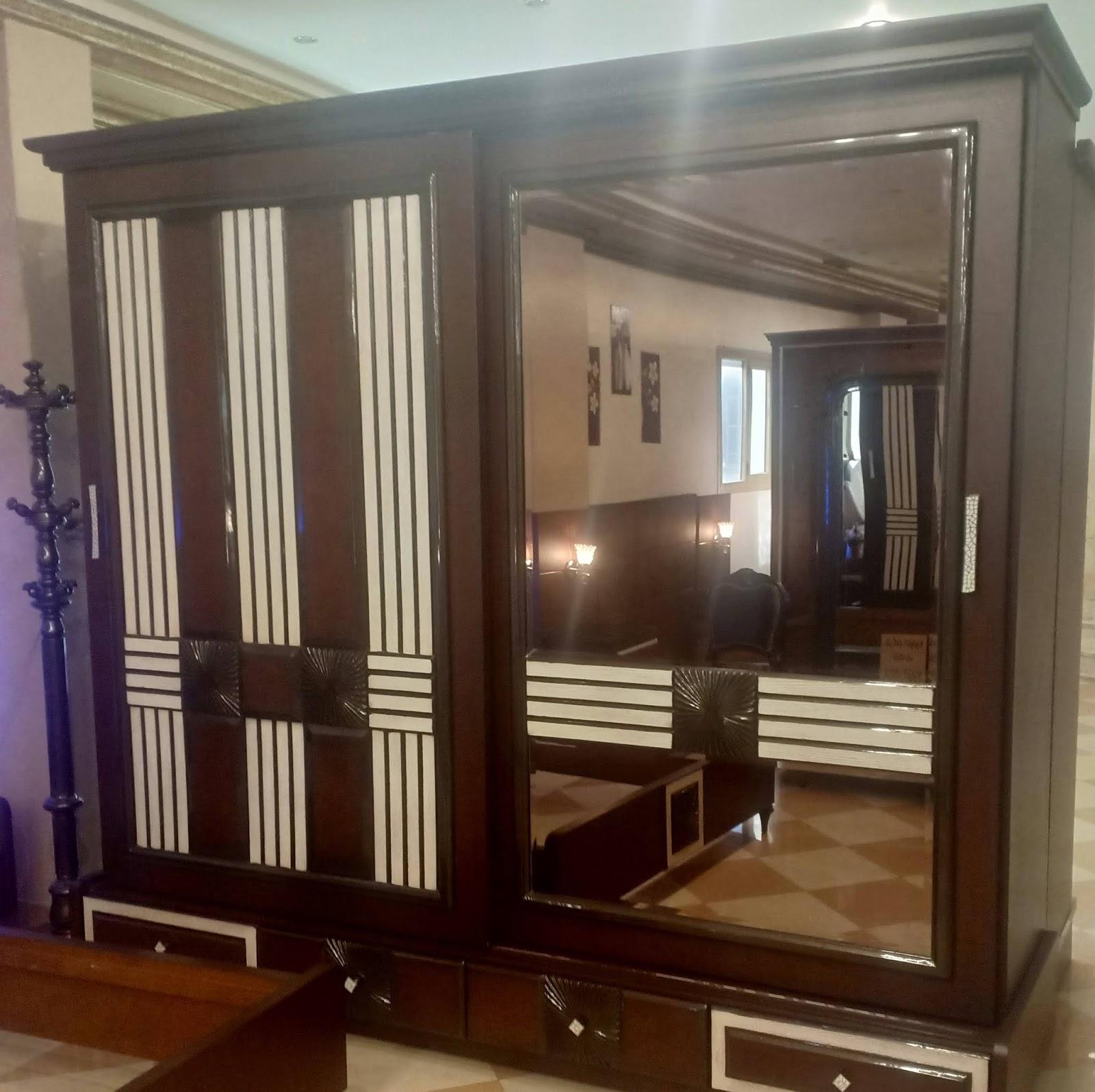 Modern bedroom cupboard design ideas - wooden wardrobe ...
