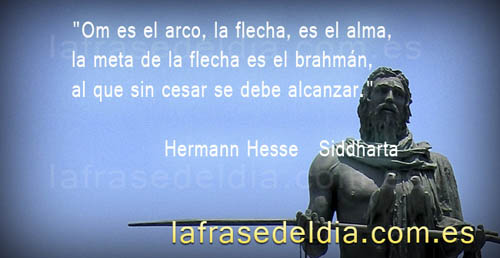 Frases de Herman Hesse en postales