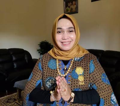 Hj Rizayati, Penggagas Program Indonesia Terang, Berulang Tahun ke-37