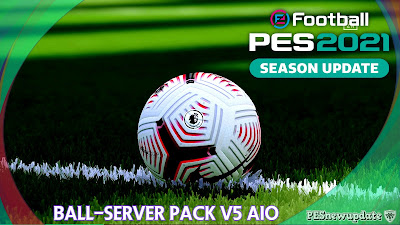 PES 2021 Ball Server Pack by Hawke