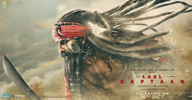 Laal Kaptaan Chapter One Bollywood Movie (2019) Download 720p,1080p