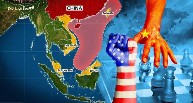 Chiến lược ngoại giao của Hoa Kỳ đối với Châu Á Thái Bình Dương - Ấn Độ Dương đối với Trung Cộng - Dân Làm Báo