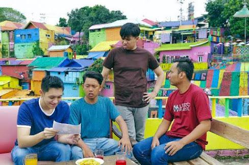 wisata kampung jodipan - syuting film yowis ben