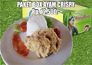 Nasi Kotak murah dan enak di Bandung
