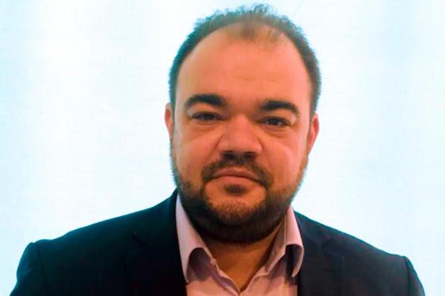 Ο Παναγιώτης Ζαχαριάς υποψήφιος για πρόεδρος της Δ.Ε.Ε.Π. Αργολίδας της Νέας Δημοκρατίας
