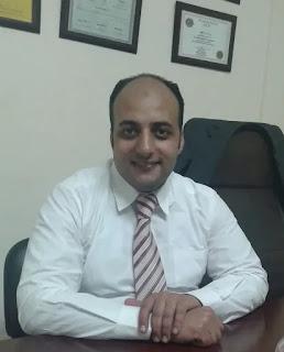دكتور وليد نادى مدير الأكاديمية المصرية للتربية الخاصة