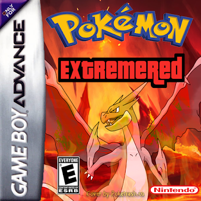 Pokemon Extreme Red GBA ROM Download