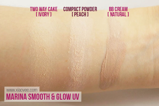Marina Smooth & Glow UV Complete Review, Marina Smooth & Glow UV BB Cream Review, Marina Smooth & Glow UV Compact Powder Review, Marina Smooth & Glow UV Two Way Cake Review, Review Bedak Marina Smooth & Glow UV, Review TWC Marina, Review BB Cream Marina