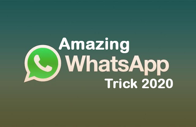 WhatsApp Trick - Know Your Chat Buddy on WhatsApp
