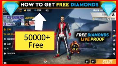 Free Diamond