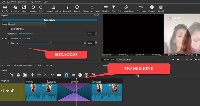 mixaggio-audio-transizioni
