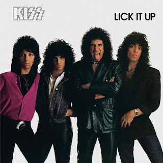 Lick It Up by KISS (1983)