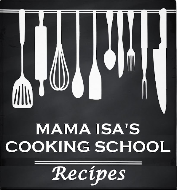 Mama Isa's Cooking School - Recipes