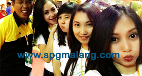 agency spg malang, agency usher malang, agency model malang