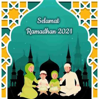 gambar kartu ucapan ramadhan