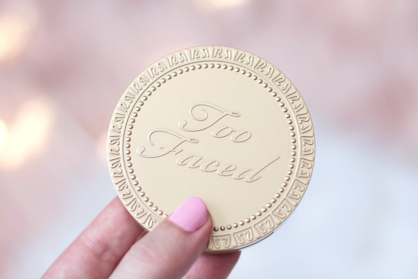 too faced milk chocolate soleil bronzer beauty blog