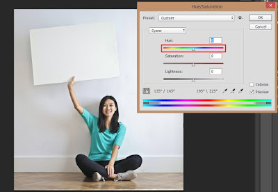Cara Mudah Mengubah Warna Mockup Desain Baju di Photoshop